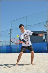 サンドテニス2